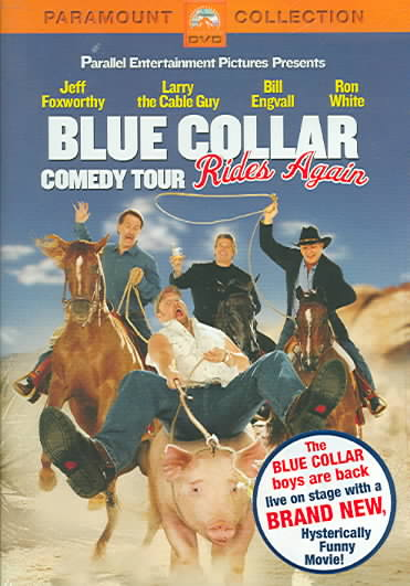 BLUE COLLAR COMEDY TOUR RIDES AGAIN BY FOXWORTHY,JEFF (DVD)